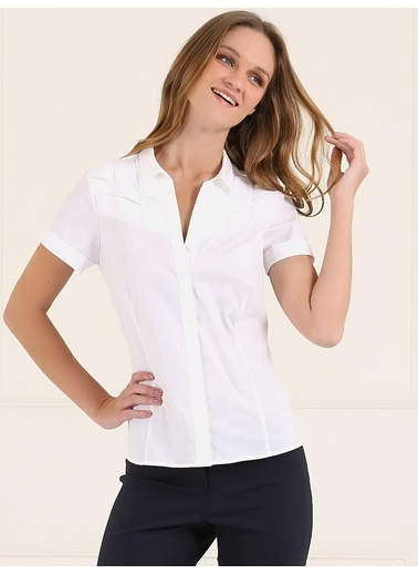 Kısa Kollu Gömlek-Faik Sönmez